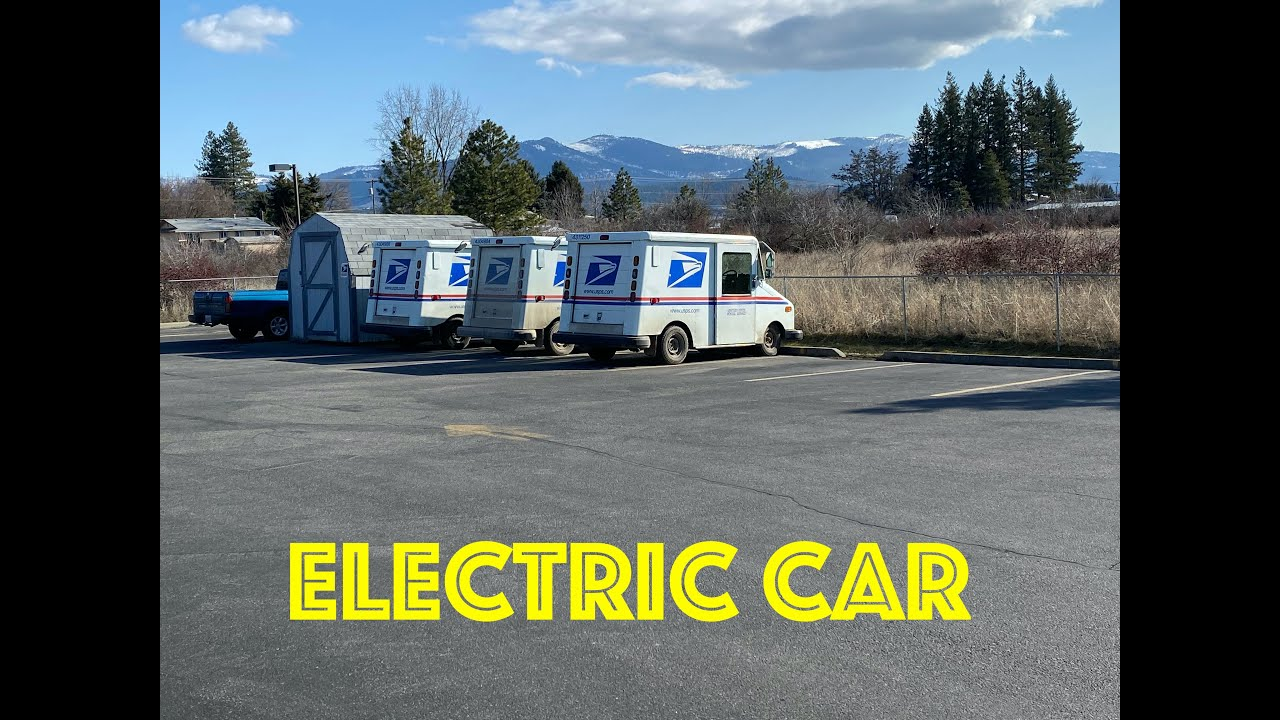 The case for electric delivery vehicles