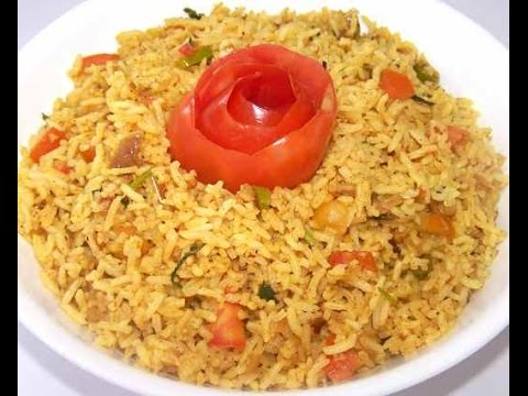 How To Make Tomato  Rice