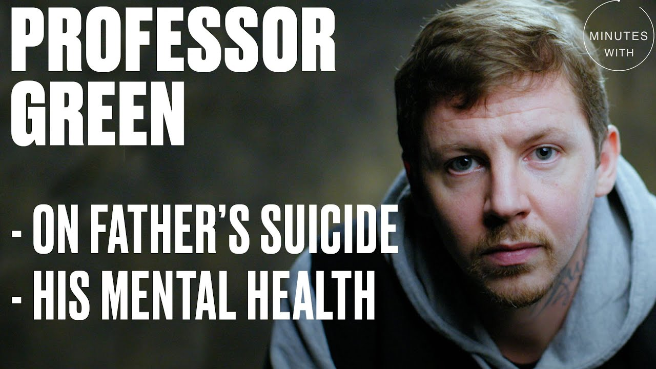 Professor Green Opens Up On His Dad's Suicide And His Mental Health | Minutes With | UNILAD