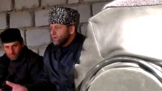 Чумаков Хамзат с. Плиево (апрель 2014)