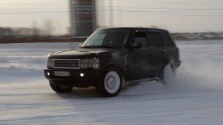 Range Rover Vogue. Действительно ли сыпется?