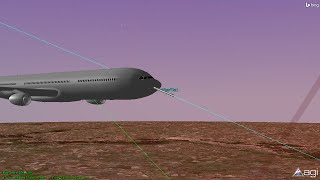 BUK - 17.07.2014 Malaysia Airlines Flight MH17 Shot Down Animation