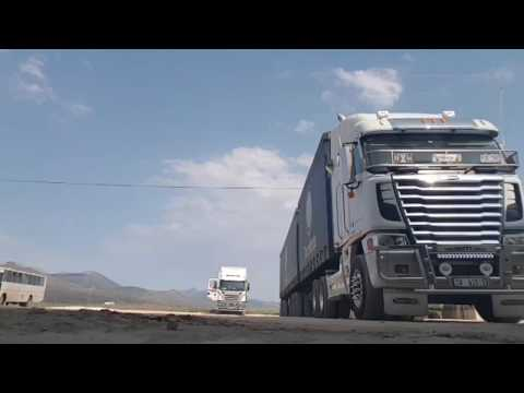 Trucking in South Africa N7