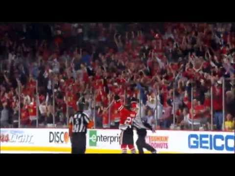 Chicago Blackhawks 2013 Playoff Stanley Cup Montage - The Cave
