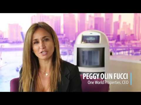 Techi Robot Butler will assist guests residents, Room service at YotelPad Miami USA