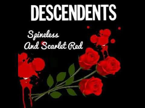 Descendents  Spineless And Scarlet Red
