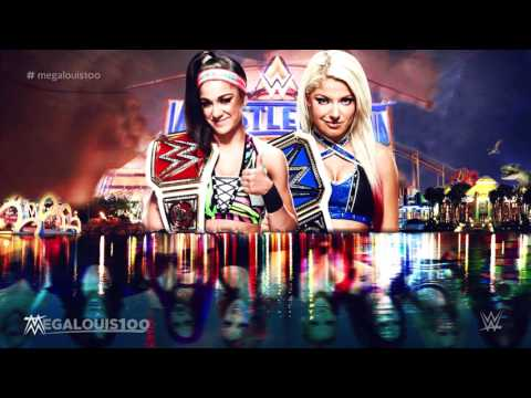 """WWE Wrestlemania 33 Official Theme Song - """"Flame"""" with download link"""
