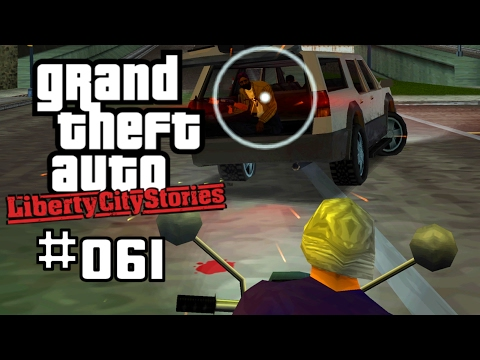 GTA Liberty City Stories #061 Deutsch 100%| Jagdszenen in 9 mm | Scooter-Shooter | Angel auf Abwegen