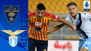 Lecce 2 1 Lazio Lazio s Scudetto Hopes Fade After Collapse Against Lecce Serie A TIM