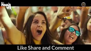 Tere Ishq Mein Nachenge - DJ Appaja With Dj Pawan Vfx In  Music festival video 2018