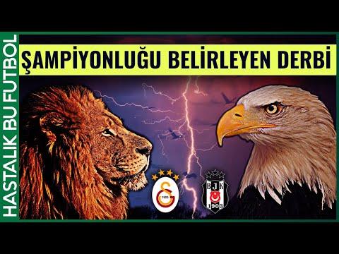Galatasaray - Beşiktaş | En Heyecanlı Derbiler
