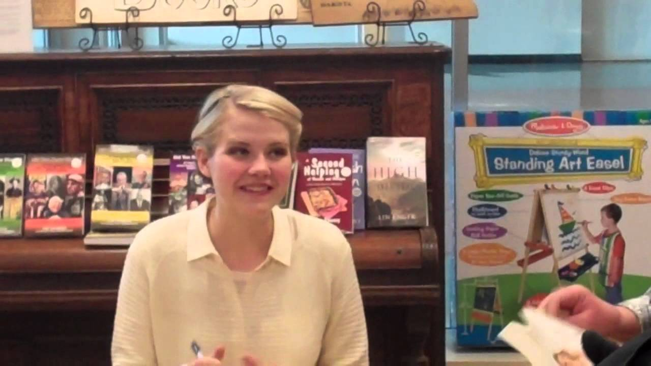 Elizabeth Smart Book Signing...Ferguson Books..March 30 ...