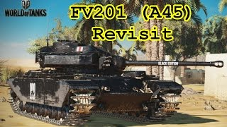 World of Tanks - FV201 (A45) Black/FV201 (A45) Revisit