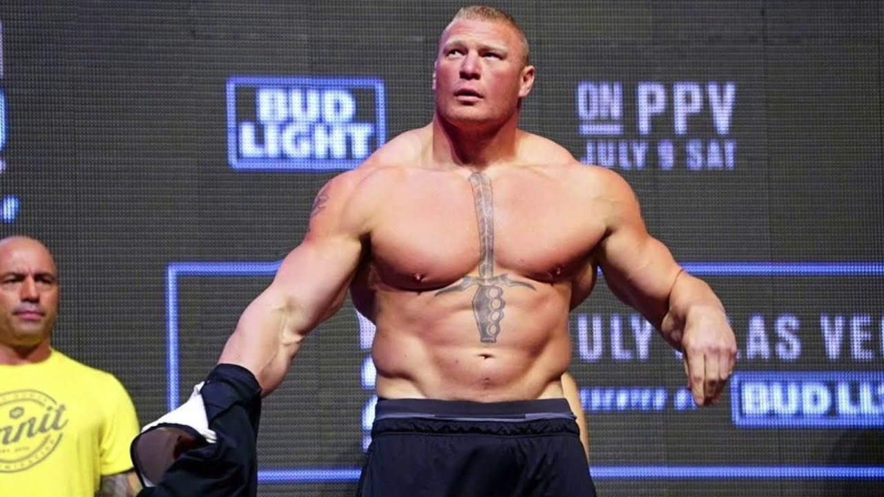 Disco Inferno on: Brock Lesnar's behind the scenes issues ...