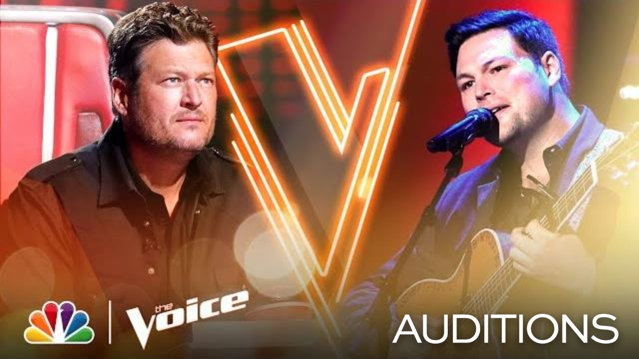 """Download Ian Flanigan's Unique Voice Shines on Zac Brown Band's """"Colder Weather"""" - The Voice Blind Auditions"""