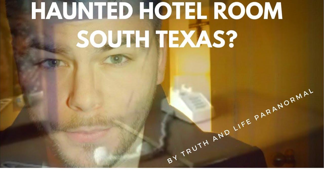 Ghost Texas Hotel Room