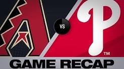 6/10/19: D-backs slug 8 homers in 13-8 win