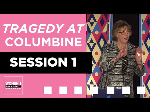 Tragedy at Columbine Session 1 With Mother of Rachel Scott Beth ...