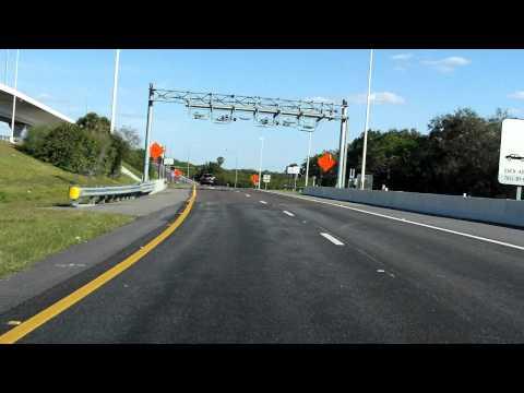 Lee Roy Selmon Expressway (FL 618 Exit 11) eastbound