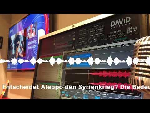 Entscheidet Aleppo den Syrienkrieg? Die Bedeutung Aleppos - MoE