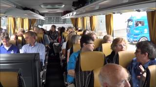 Pittsburgh Youth Chamber Orchestra 2012 European Tour - Part 1 (Pittsburgh - Salzburg)
