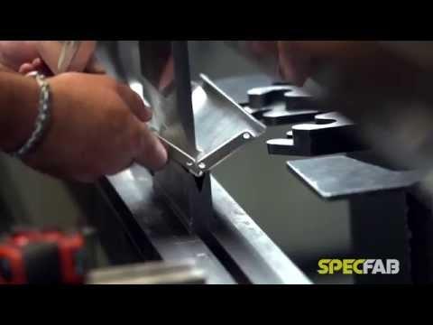 Welcome To SPEC FAB - PA Metal Fabrication Job Shop