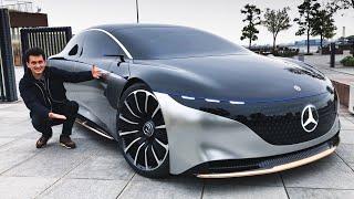 ТЕСТ MERCEDES S-CLASS 2021! BMW и Audi должны ответить, но смогут ли? Вечная битва! Обзор в Японии.