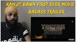 Toofan Singh Punjabi Trailer Reaction