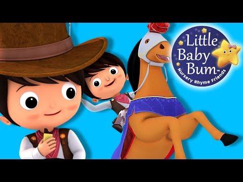 Yankee Doodle | Nursery Rhymes | By LittleBabyBum!