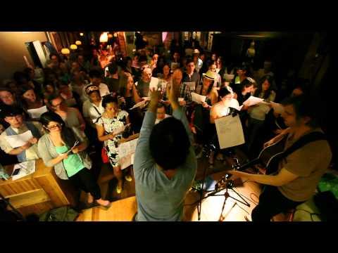 choir! choir! choir! sings General Public - Tenderness