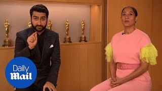 Tracee Ellis Ross & Kumail Nanjiani announce Oscar nominations