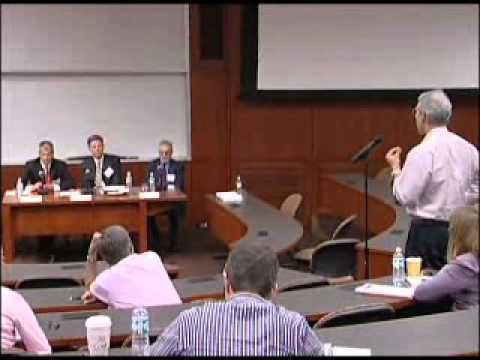 2007 VLA- Morning Roundup - 2007 Visual Legal Advocacy at Penn Law School