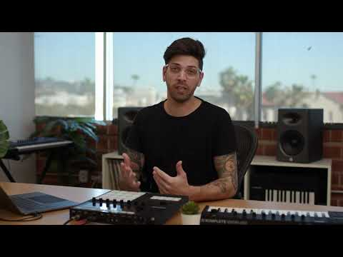 See What's Inside MASCHINE 2.10 | Native Instruments