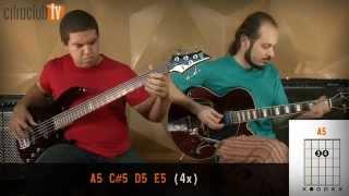 infinita highway engenheiros do hawaii aula de guitarra completa