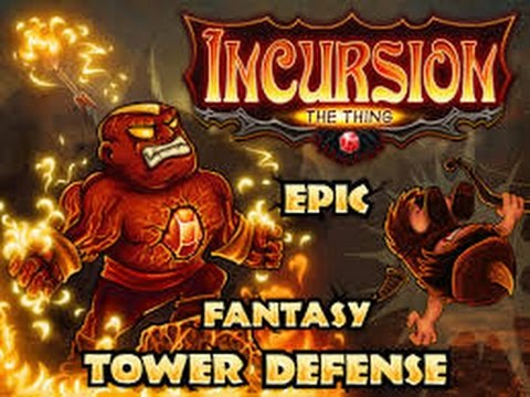 Incursion The Thing iOS / Android | Gameplay Trailer