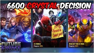 Choose the BEST Deluxe Pack!! Fantastic Four Update - Marvel Future Fight