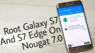 Install TWRP & Root 7.0 Nougat on Galaxy S7 and S7 Edge