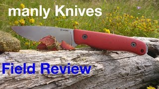 Manly Knives
