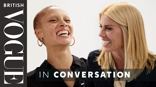 Adwoa Aboah Meets… Dr Lauren | British Vogue