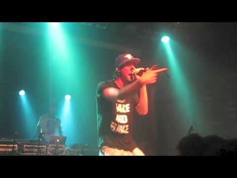 Cee x Notion x Dr. MaD - Yasiin Bey aka Mos Def Opening Set @ Le Belmont, Montreal, July 16th 2013