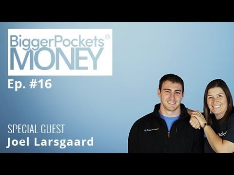 Financial Security Through Passive Income with Joel Larsgaard | BP Money 16