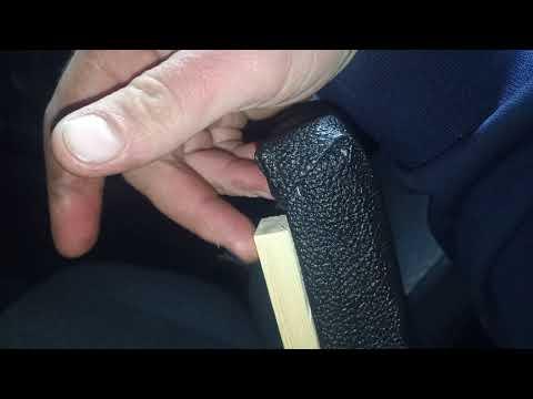 Уаз 469 подлокотник своими руками
