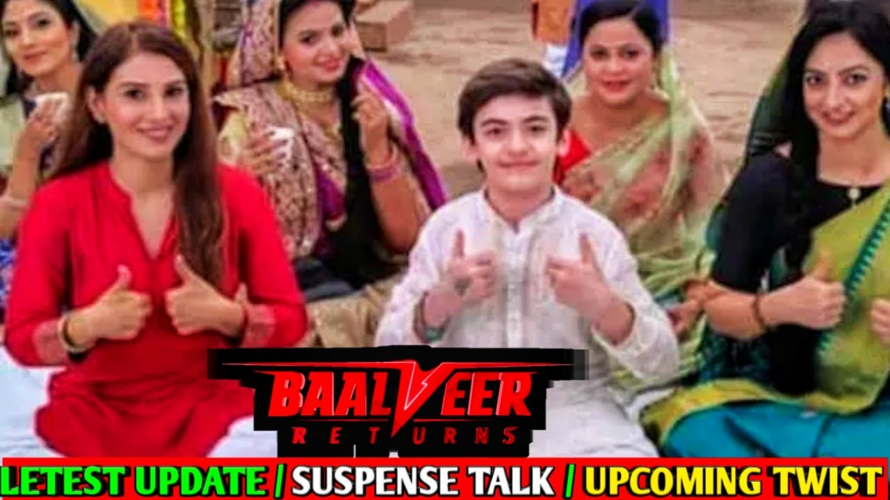 Vivan will live together with his both mothers on earth  || Baalveer Returns ||  Letest Update ||