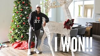 I MADE IT REIN - I Stay Winning - Christmas Challenge [ VLOG 1 ]