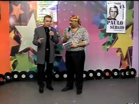 Só No Vinil Na TV  14  08   Apresentação Hugo Tupã O Cigano
