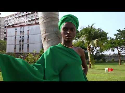 BOLA YAHAYA Nigeria GTD 2020 Moscow - Fashion Channel