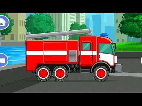 educational kids transportation game