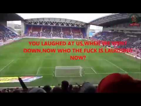 Best English Football Chants With Lyrics