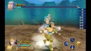 One Piece Unlimited Adventure - Part 17 - Boss Enel/Eneru