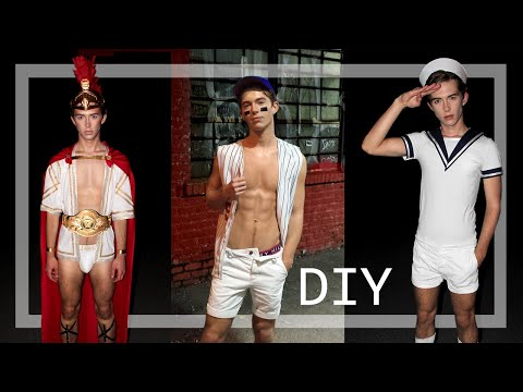 DIY Sexy Halloween costumes on a budget